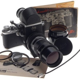 Leica - VISOFLEX II (with LSM CAMERA)