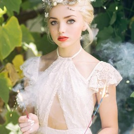 Peyton R. List - NationAlist Magazine July 2014