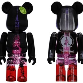 MEDICOM TOY - 東京タワー FULL MOON Ver BE@RBRICK 100%
