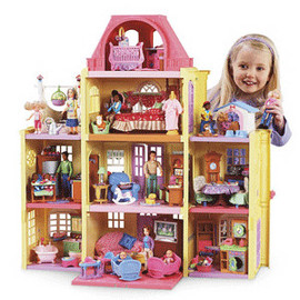 Loving Family Doll House