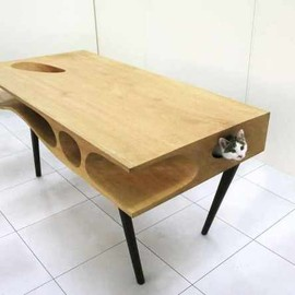 LYCS Architecture - CATable