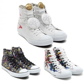 CONVERSE - 岡本太郎 × CONVERSE ALL STAR 3COLORS