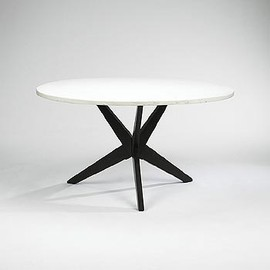 Knoll - Popsicle table by Hans Bellmann