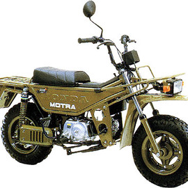 HONDA CT110 HUNTER CUB