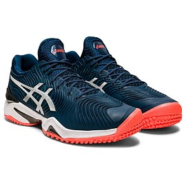 ASICS - COURT FF2 (M.BLUE/WHITE)