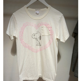JACKSON MATISSE - SNOOPY LOVE Pocket Tee