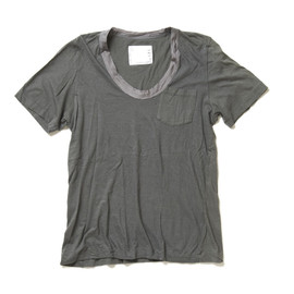 sacai - Trim Pocket(175) Tshirt