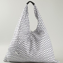 MM6 - chevron pattern shoulder bag