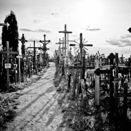 Dmitri Korobtsov - Hill of Crosses
