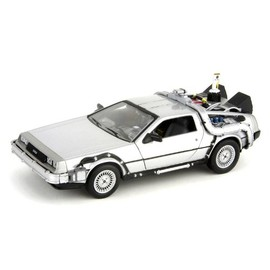 Welly - Back To The Future Part 2 - 1/24 Scale Diecast: Delorean
