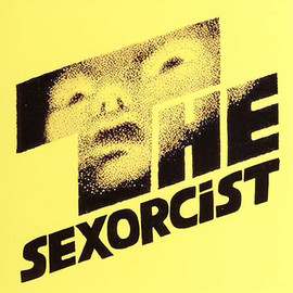 TETRAD THE GANG OF FOUR - THE SEXORCIST ステッカー