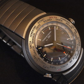 iwc porsche design - world timer