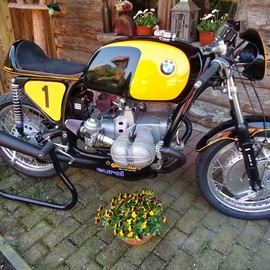 BECKS MOTOREN - BMW CAFE RACER