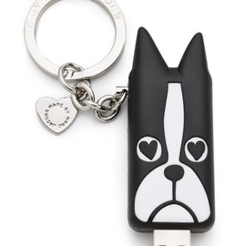 Marc by Marc Jacobs - USB Keychain