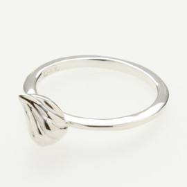 Q-pot. - Petit Whip Ring Silver