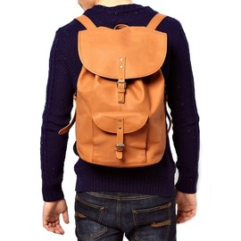 SANDQVIST - sandqvist leather backpack SANDQVIST LEATHER BACKPACK | ASOS VOUCHER CODE