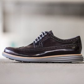 "Cole Haan, 伊勢丹新宿店メンズ館 - Lunargrand Longwing ""Shinjuku 10th Anniversary"" Collection"