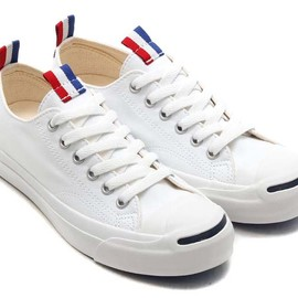 CONVERSE - JACK PURCELL TRC WHITE