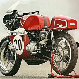 BSA - Hailwood