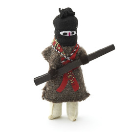 Mexico Zapatista Doll