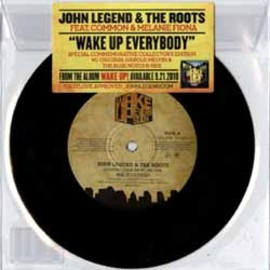 John Legend & The Roots - Wake Up Everybody 7inch Vinyl