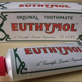 JOHNSON & JOHNSON - EUTHYMOL