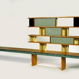 Charlotte Perriand - Bibliotheque