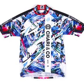 CHARI & CO NYC - 2015 TEAM JERSEY