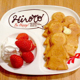 MR.FRIENDLY Cafe - Mini&Many Pancake