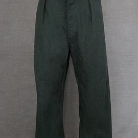 VINTAGE - French Army Chino Pants 1970's