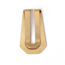 Maxx&Unicorn Co. - Money Clip - Brass