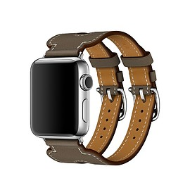 Hermès, Apple - WATCH Hermès Series 2: Double Buckle Cuff