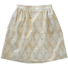 karen walker - Shorty Skirt (cream)