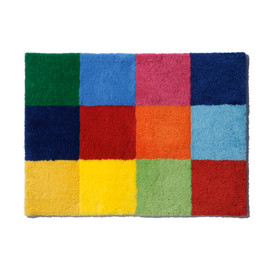 uniform experiment /G1950 - uniform experiment x Gallery1950 / COLOR CHART RUG MAT