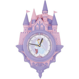 Disney - Disney Princess Castle Wall Clock