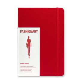 Fashionary - Fashionary A5 womens red