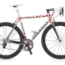 COLNAGO - C59 2012 Tour de France Thomas Voeckler's Polka Dot 135Limited