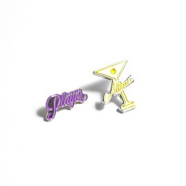 Alltimers - Alltimers Pin Pack