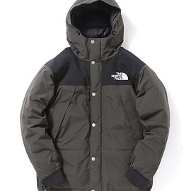 THE NORTH FACE - Mountain Down Jacket