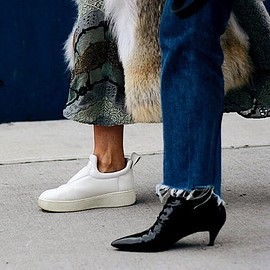 CELINE - shoes styling