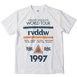 リバーサル - 1997 World Tour Dry Mesh Tee 2015SS