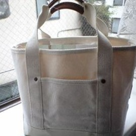 L.L.Bean - heritage boat and tote