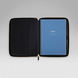 Smythson - A4 Zipped Folder