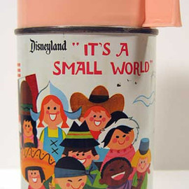 Mary Blair - It's A Small World Thermos