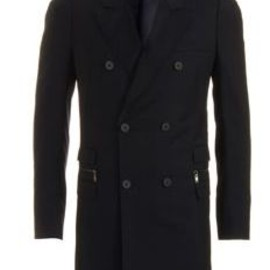 LANVIN - Double-Breasted Trench
