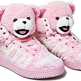 adidas Jeremy Scott  - TEDDY BEAR