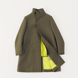 ARTS&SCIENCE - Stand Collar Coat