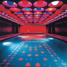 Verner Panton - Swimming Pool