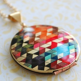 LOVE this locket by june
