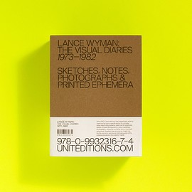Unit Editions - Lance Wyman: The Visual Diaries 1973–1982